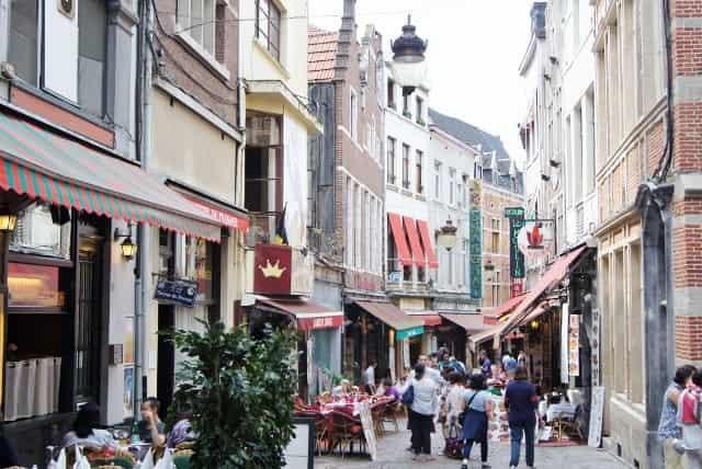 Stedentrip Brussel -Beenhouwerstraat - Mamaliefde