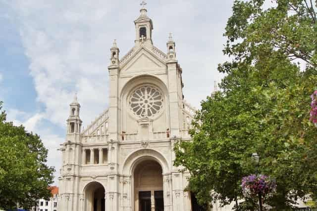 Stedentrip Brussel -Sint Niklaaskerk - Mamaliefde