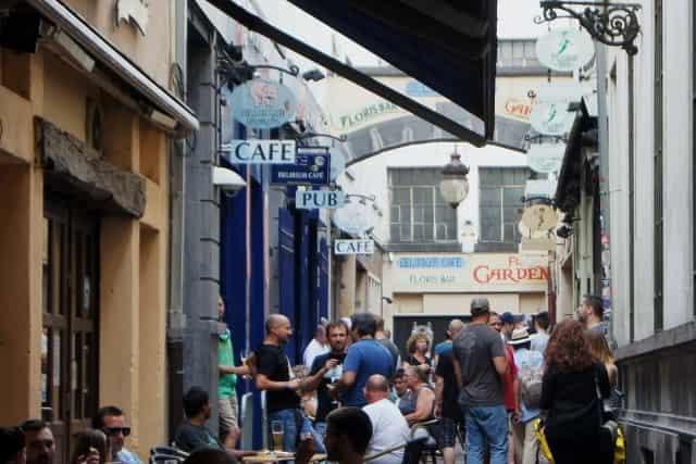 Stedentrip Brussel- Beenhouwerstraat- Mamaliefde
