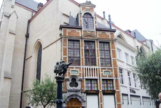 Stedentrip Brussel grote markt- Mamaliefde