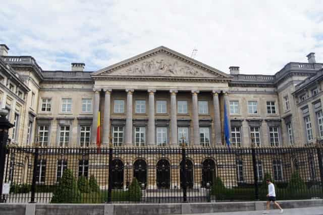 Stedentrip Brussel- Parlement - Mamaliefde