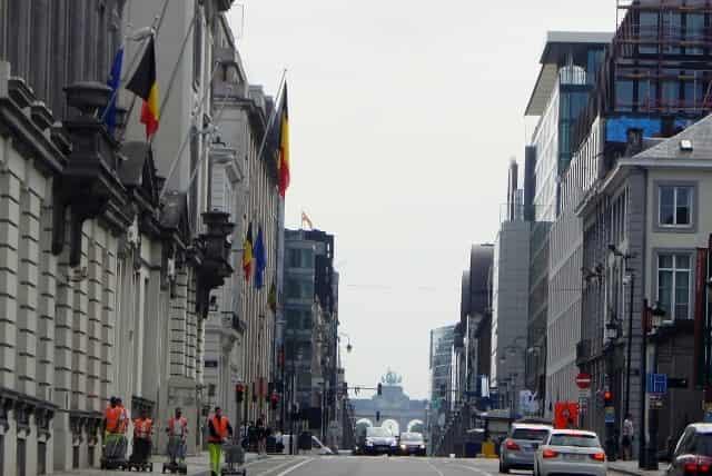 Stedentrip Brussel- Jubelpark Triomfboog- Mamaliefde