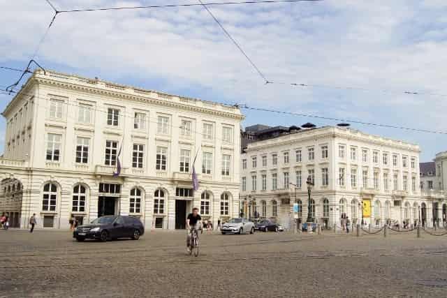 Stedentrip Brussel- musea- Mamaliefde