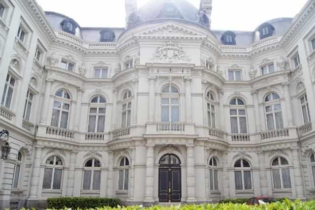 Stedentrip Brussel- Rekenhof - Mamaliefde
