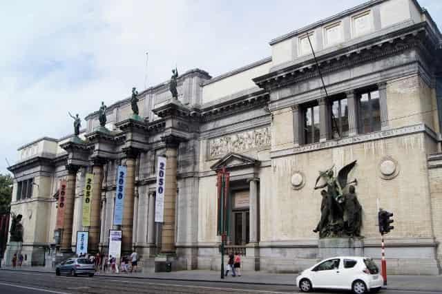 Stedentrip Brussel- Museum- Mamaliefde