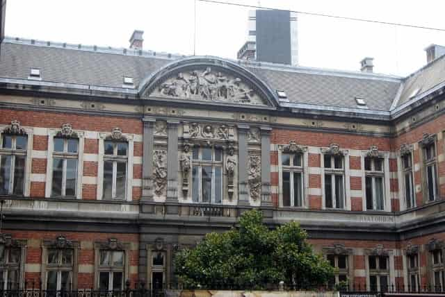 Stedentrip Brussel- Conservatorium - Mamaliefde