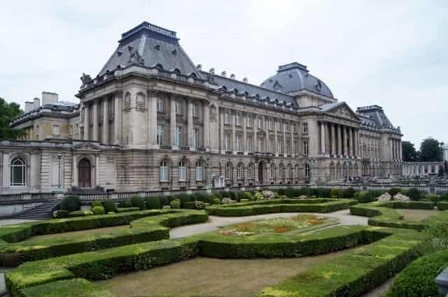 Stedentrip Brussel- Koninklijk Paleis - Mamaliefde