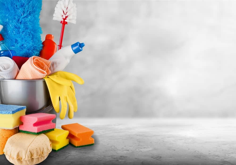 Soorten schoonmaakmiddelen; basis lijst om in huis te hebben - mamaliefde.nl