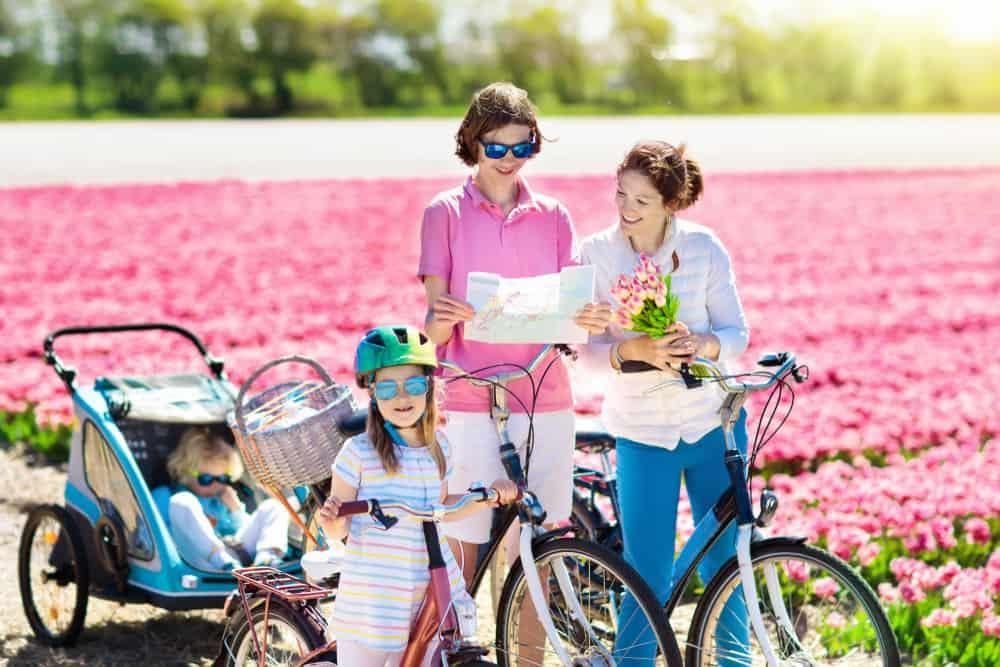 Nederland Fietsland; 10 mooiste fietsgebieden - mamaliefde.nl