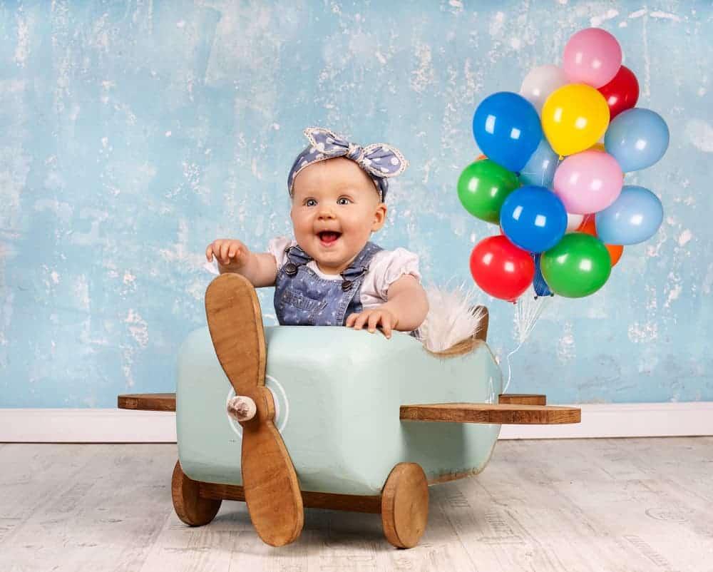Beroemd Tips verjaardag organiseren; ook voor de eerste verjaardag &WK61