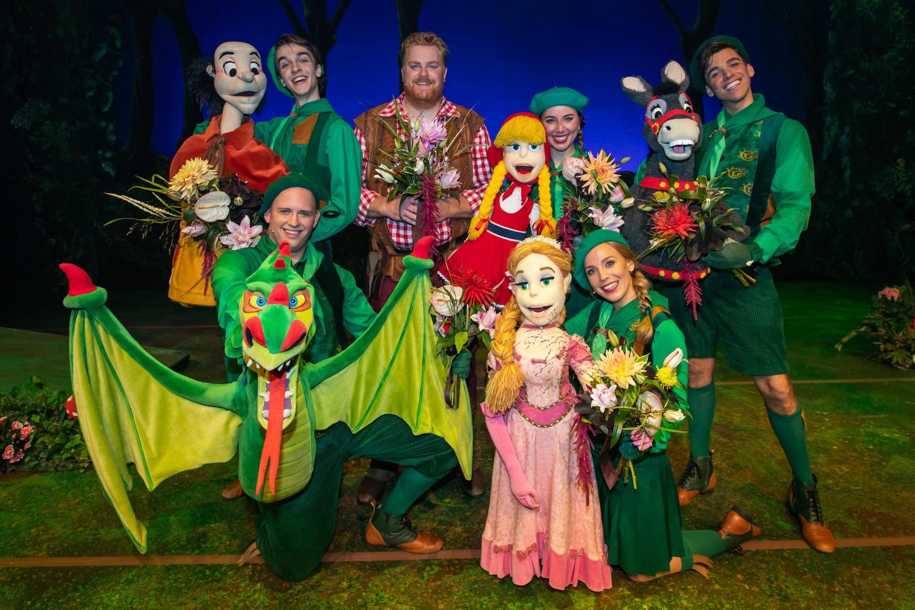 Sprookjesboom show Musical Efteling - Mamaliefde.nl