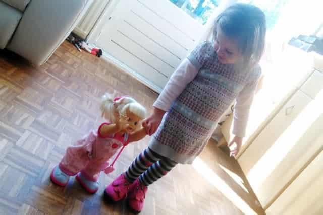 Review Lisa Leert Lopen Vtech Little Loves Speelgoed van het jaar 2015 - Mamaliefde