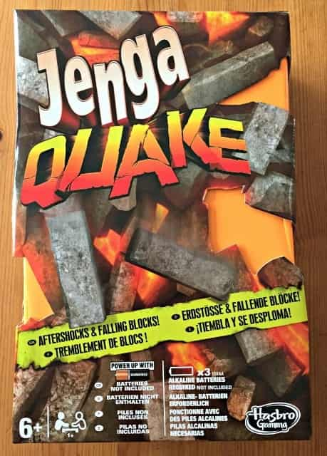 REview Jenga quake - Mamaleifde