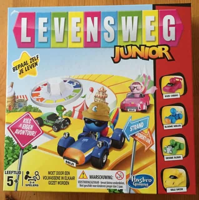 Review Levensweg Junior - Mamaliefde