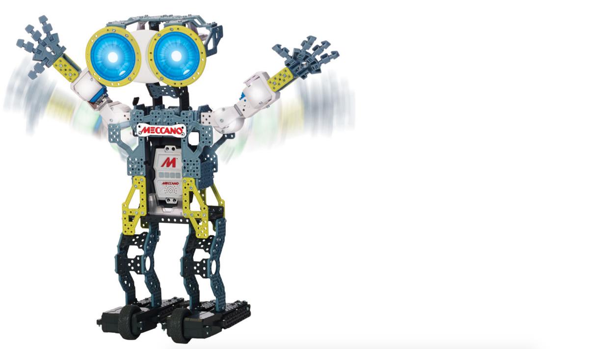 Review: Meccanoid G15KS robot - mamaliefde.nl