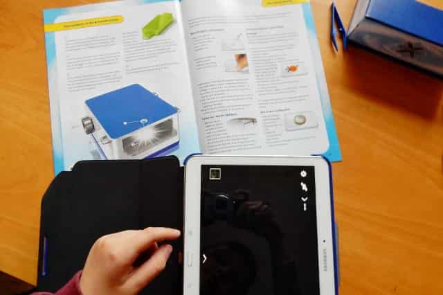 Review: Ravensburger Smartscope - Mamaliefde
