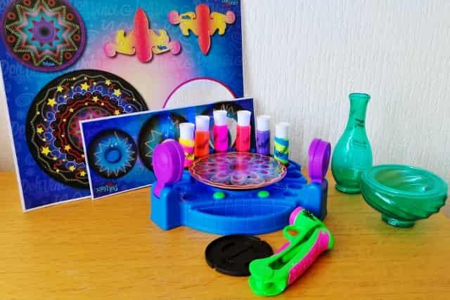 Review: Doh Vinci klei met pistool speelgoed - Mamaliefde.nl