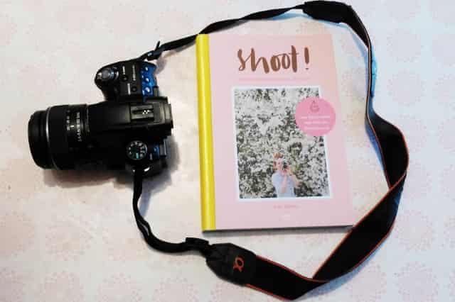 Recensie: Shoot fotograveren met je hart Anki Wijnen Zilverblauw - Mamaliefde