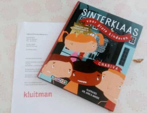 Sinterklaas bestaat niet; boek met verhaal en uitleg om het geheim te vertellen.