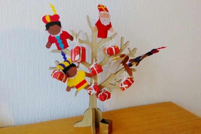 Sinterklaas decoratie huis - Mamaliefde