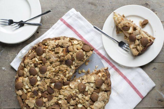 Recept Zelf Sinterklaastaart Maken Met Pepernoten Makkelijk En
