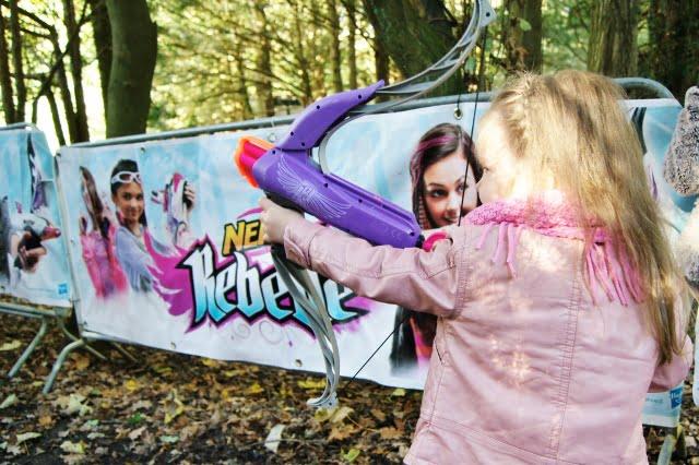 Nerf Rebelle Strongheart Bow voor meisjes - Mamaliefde.nl