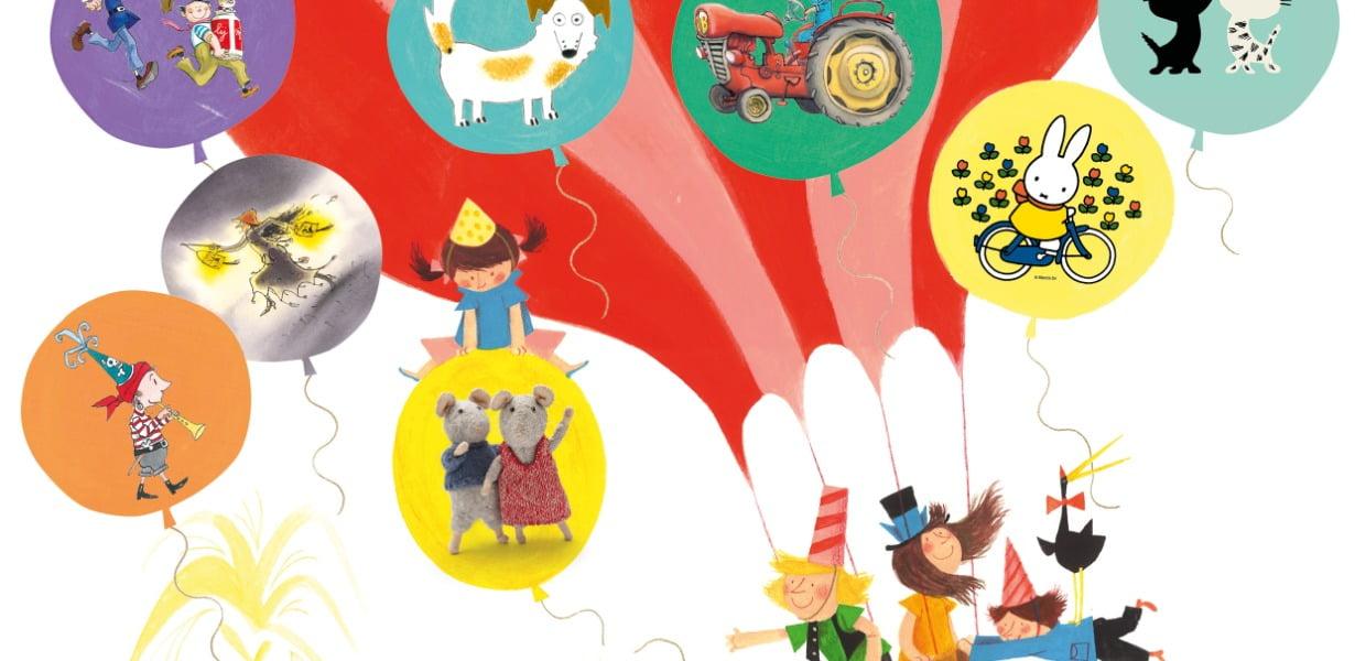 Prentenboekjesfestival met Gonnie & Vriendjes - mamaliefde.nl