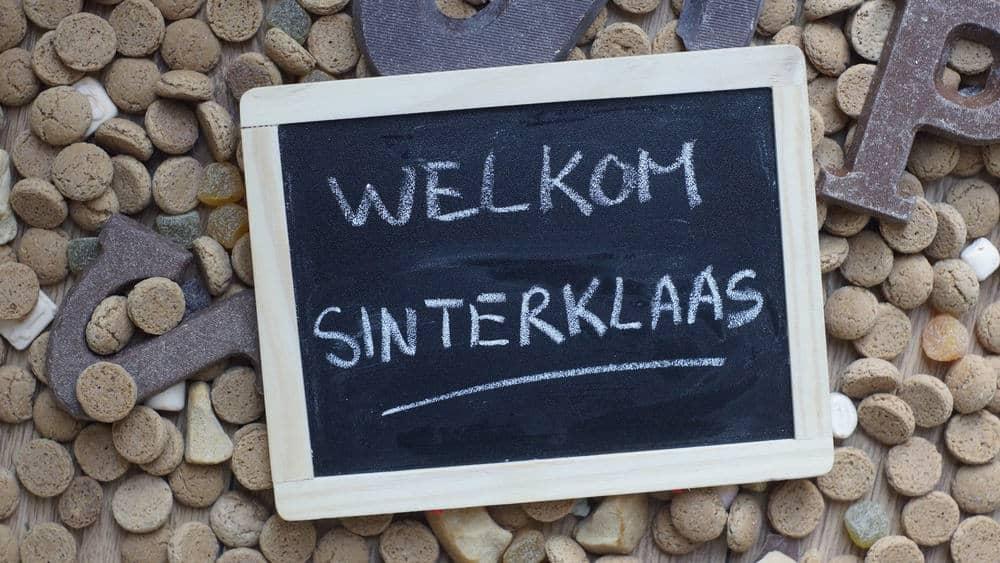 Sinterklaas decoratie; zelf versiering maken en knutselen ideeën voor thuis of op school - Mamaliefde.nl