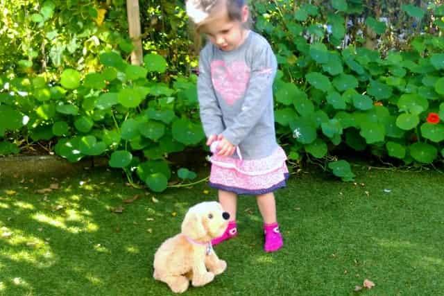 Zapf Creation Baby Born hondje Andy - Mamaliefde