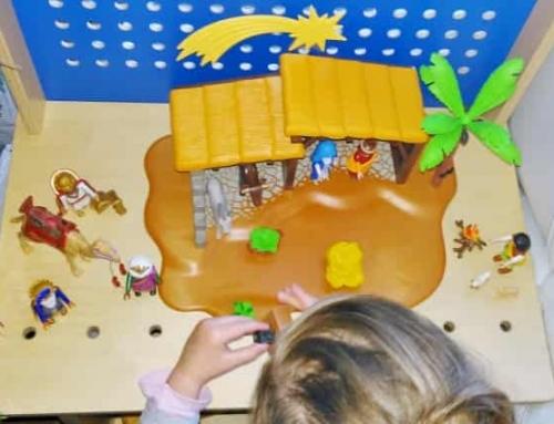 Playmobil Grote Kerststal