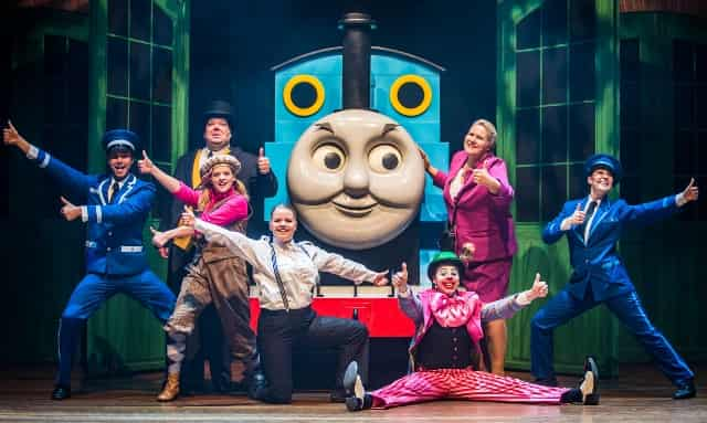 Super Voorstelling Thomas de trein: Theater tour show 2018-2019 YR-49