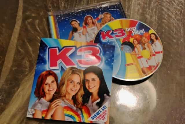 Nieuwe K3 cd 10.000 luchtballonnen - Mamaliefde