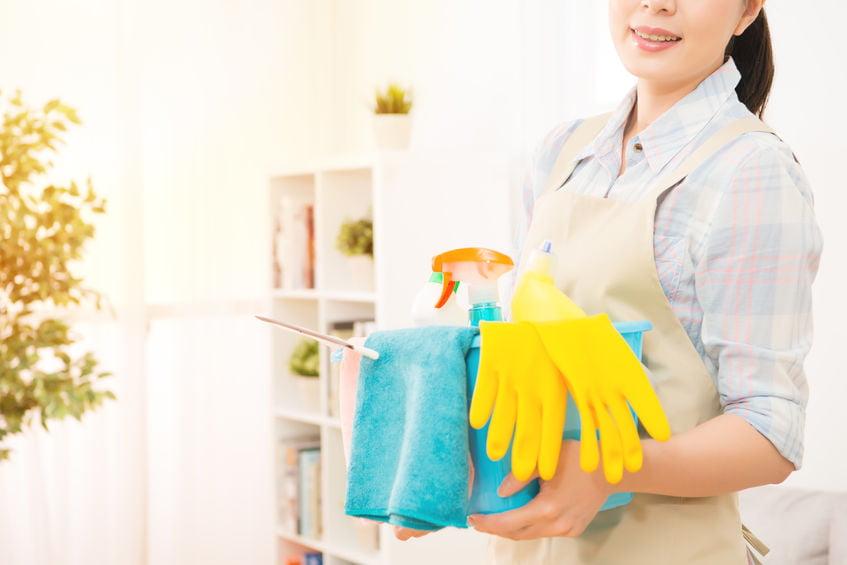 Neuwjaarsschoonmaak; handige tips voor een goed begin van het nieuwe jaar -Mamaliefde.nl
