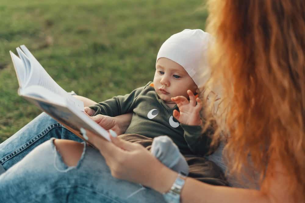 Boekstart Babyboekje van het jaar - Mamaliefde.nl