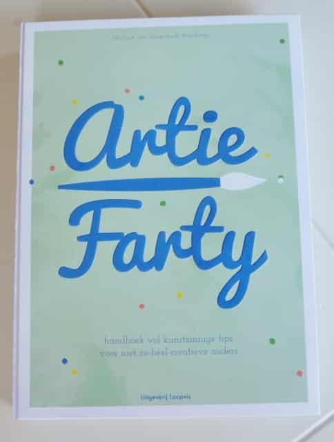 Artie farty; over creatief je kinderen opvoeden - Mamaliefde.nl