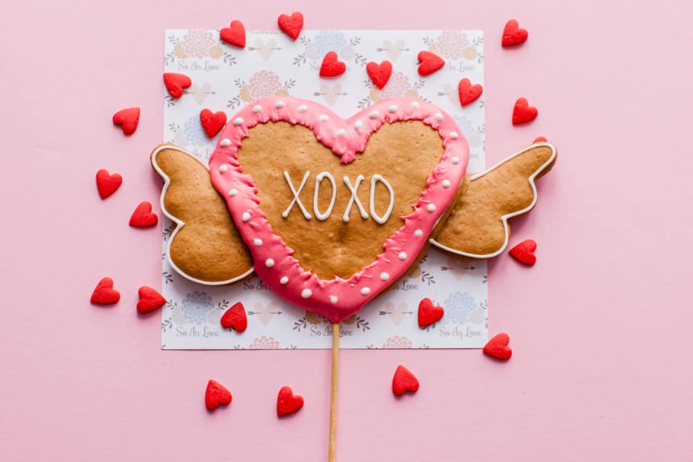 Recept: Valentijn lollykoekjes - Mamaliefde.nl