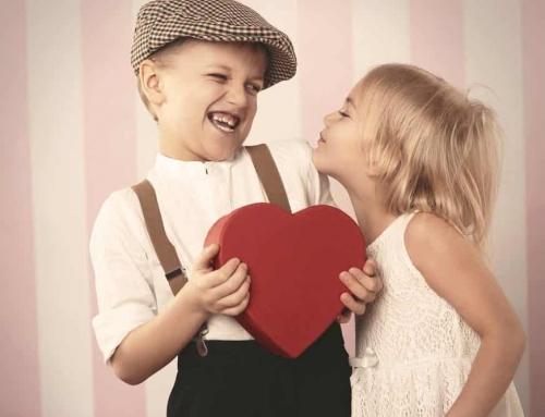 Een klein Valentijngebaar