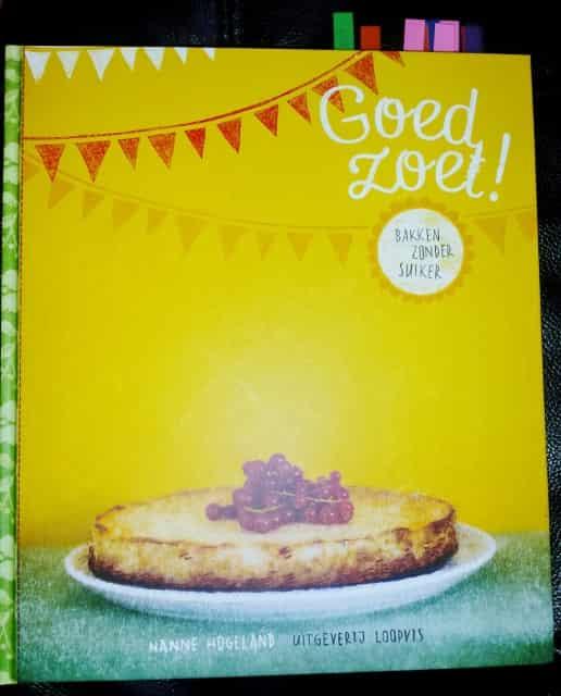Review: Goed zoet! receptenboek voor gebak - Mamaliefde.nl
