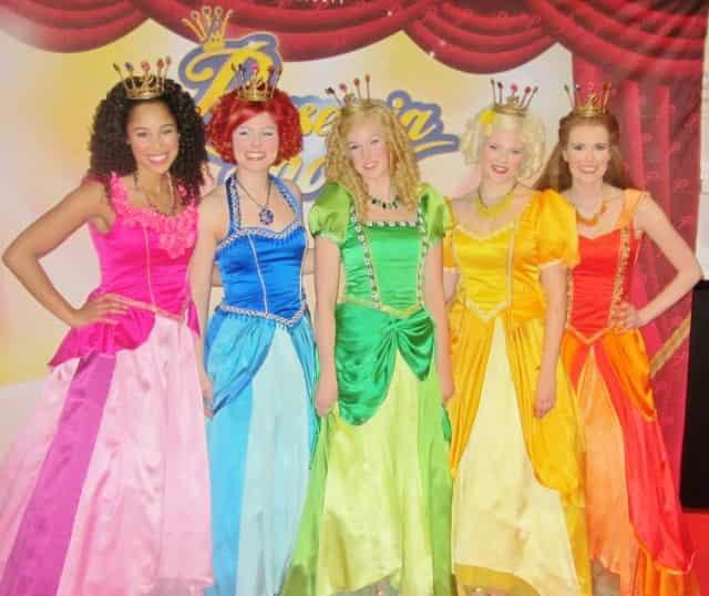 Prinsessia Theatershow Droomtroon - Mamaliefde.nl