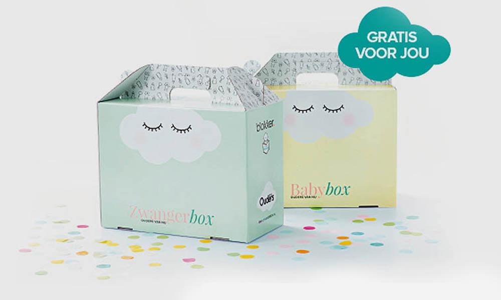 Ouders van Nu babybox & zwangerschapsbox; wat is de inhoud? - Mamaliefde.nl