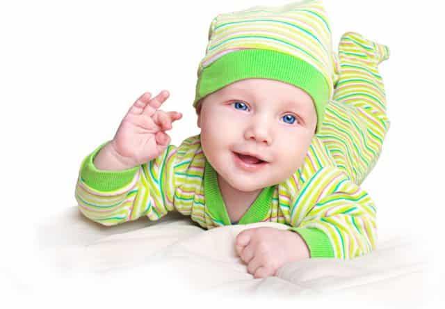 Baby gebaren - Mamaliefde.nl