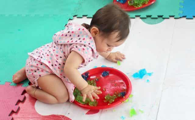 Baby sensory lessen - Mamaliefde.nl