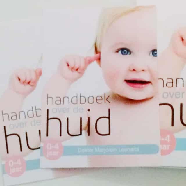 Recensie; Handboek over de huid van dr. Leenarts - Mamaliefde.nl
