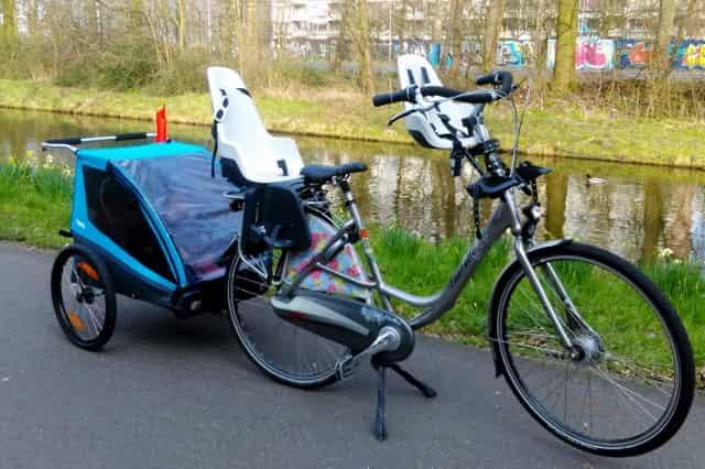 Review: Thule coaster XT - Mamaliefde.nl
