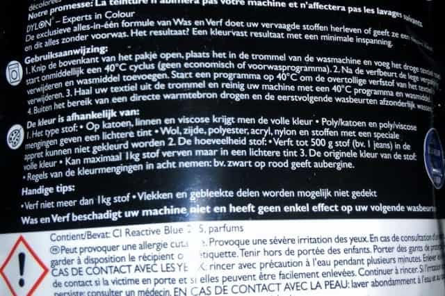 DIY: Textiel verven & spijkerbroeken inkorten recyclen voor de zomer - Mamaliefde.nl