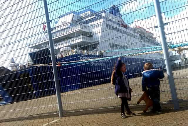 Ferry Cruise met kinderen; overtocht met de boot van IJmuiden naar Newcastle Engeland - Mamaliefde.nl