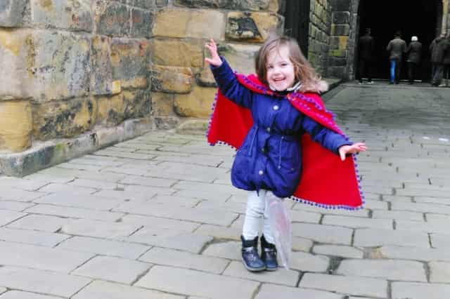 Alnwick castle harry potter quidditch scenes - Mamaliefde.nl