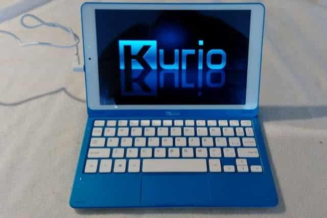 Review / Recensie en ervaringen Kurio Smart Tablet laptop - Mamaliefde.nl