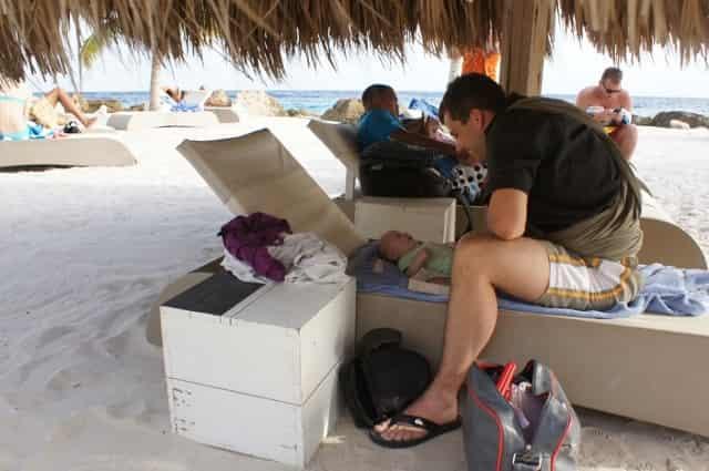 Curacao reizen met kinderen buiten Europa - mamaliefde.nl