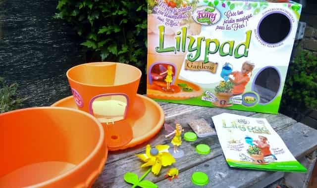 DIY: zelf een fairy garden maken in een bloempot met behulp van Lilypad - Mamaliefde.nl